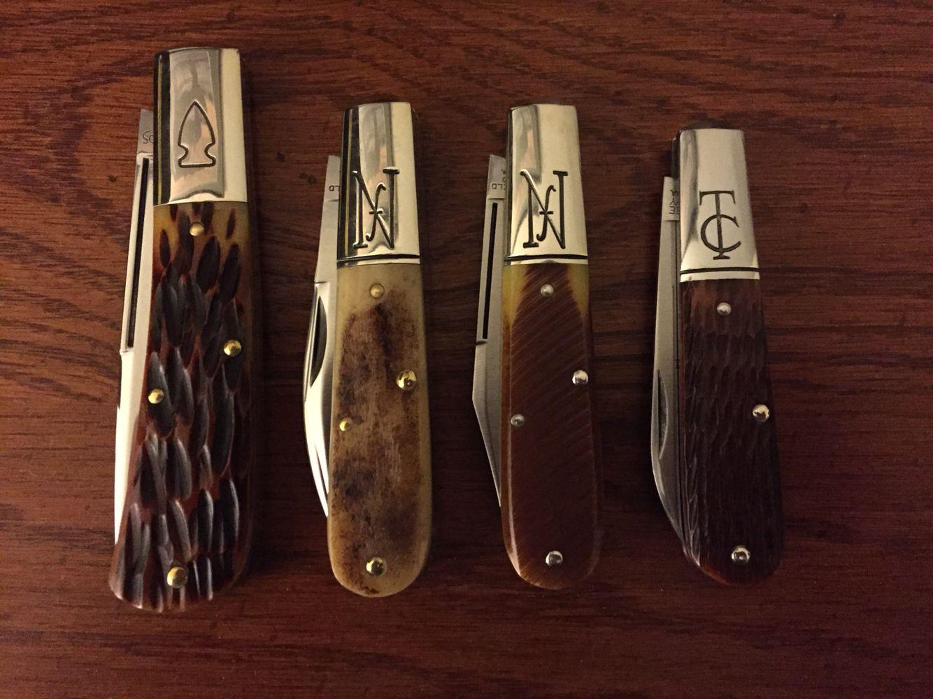Barlow knives
