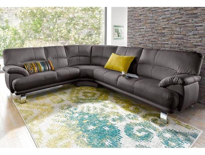 Ecksofa Grau 280cm Langer Schenkel Rechts Fsc Zertifikat Tren Couch Home Home Decor