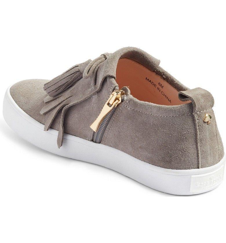 b4a4e7662a7c Main Image - kate spade new york lenna tassel sneaker (Women ...