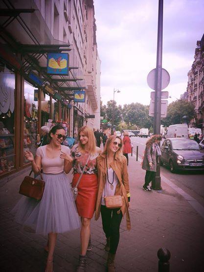 our customer Daniela in NYC :)