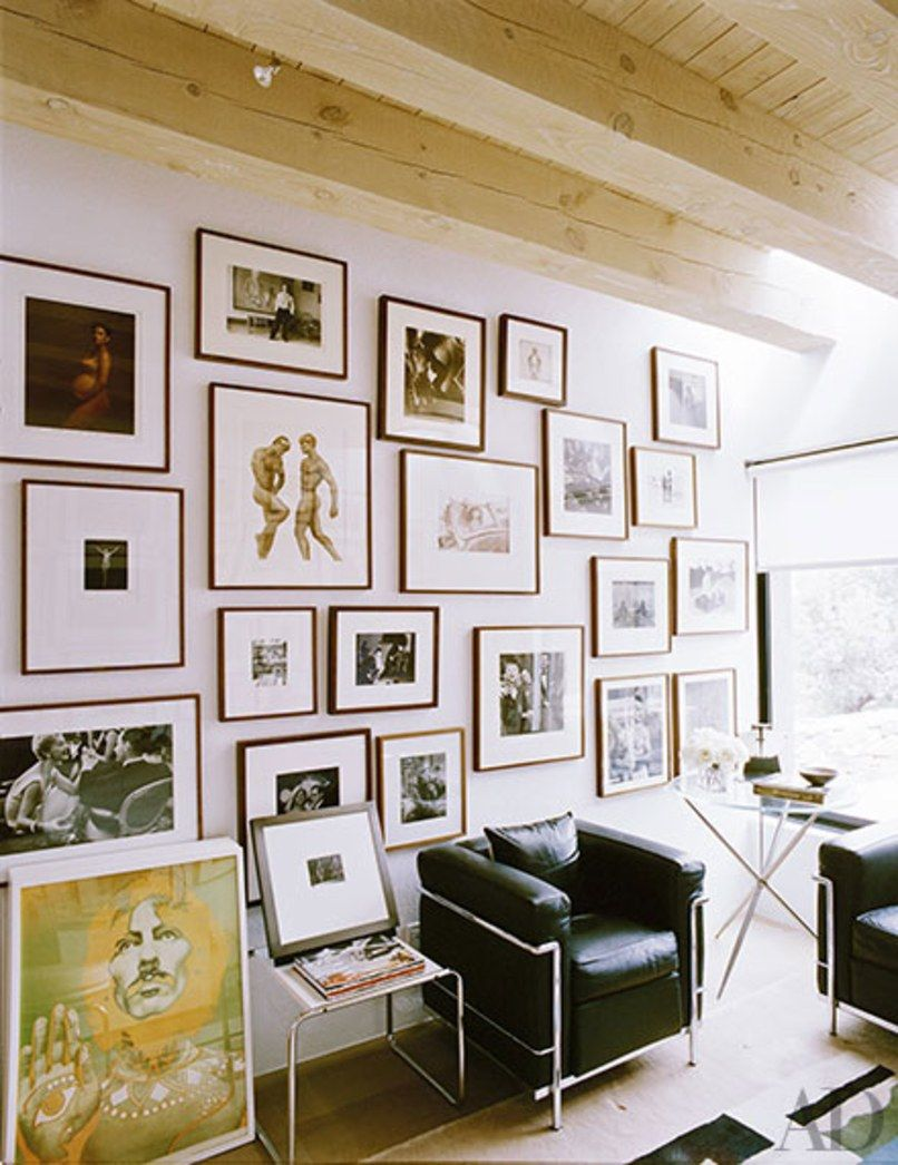 How to Create the Perfect Gallery Wall | Art director, Display and Walls