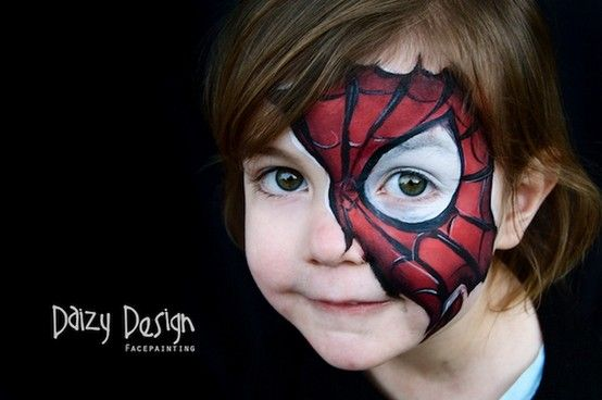 awesome Face Painting by Christy Lewis Facepainting - Christy - best halloween face painting ideas