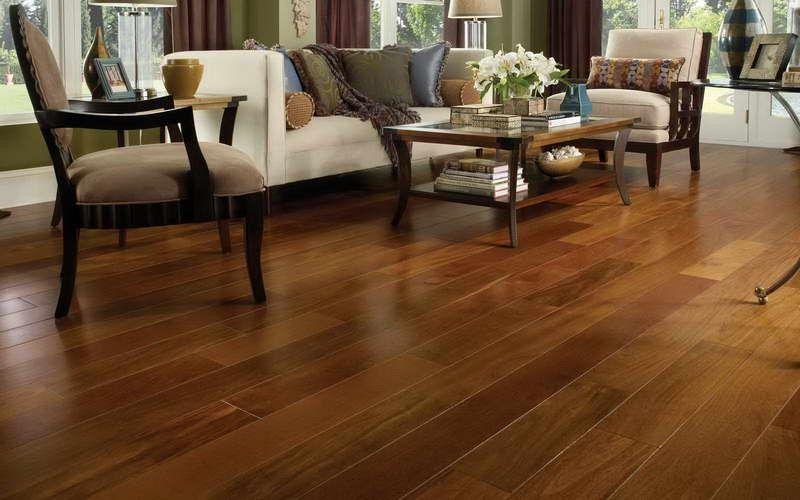 Brazilian Koa Flooring With Green Walls Http Topdesignset Com Best Flooring Option Brazilian Koa Floori Wood Floor Colors Walnut Wood Floors House Flooring