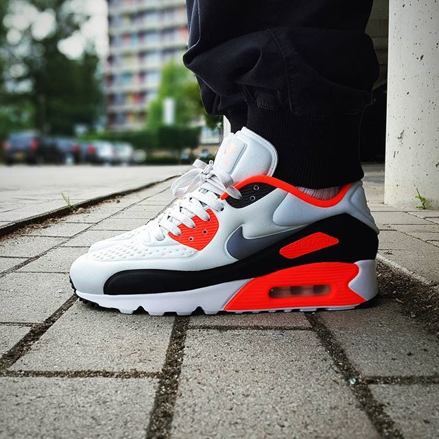 buy online 0b2d4 c661b Nike Air Max 90 Neoprene Infrared