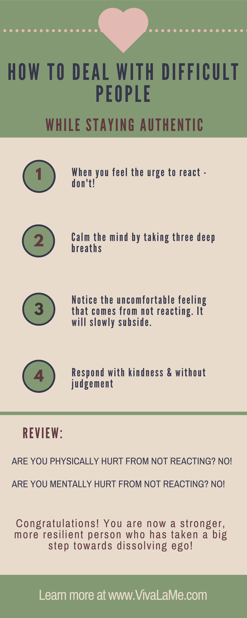 How To Deal With Difficult People And Stay Authentic