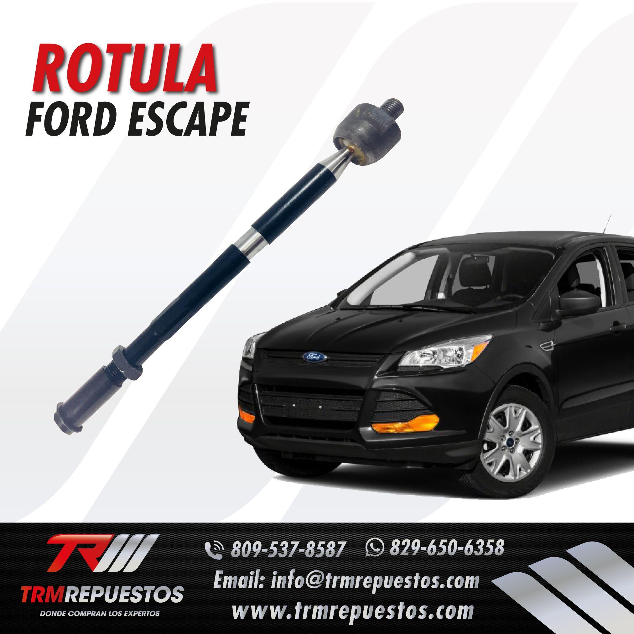 Rotula Ford Escape Somos Trm Repuestos Srl Donde Compran Los Verdaderos Expertos Repuestos De Excelente Calidad Para Todo Compras Instagram Fotos Videos