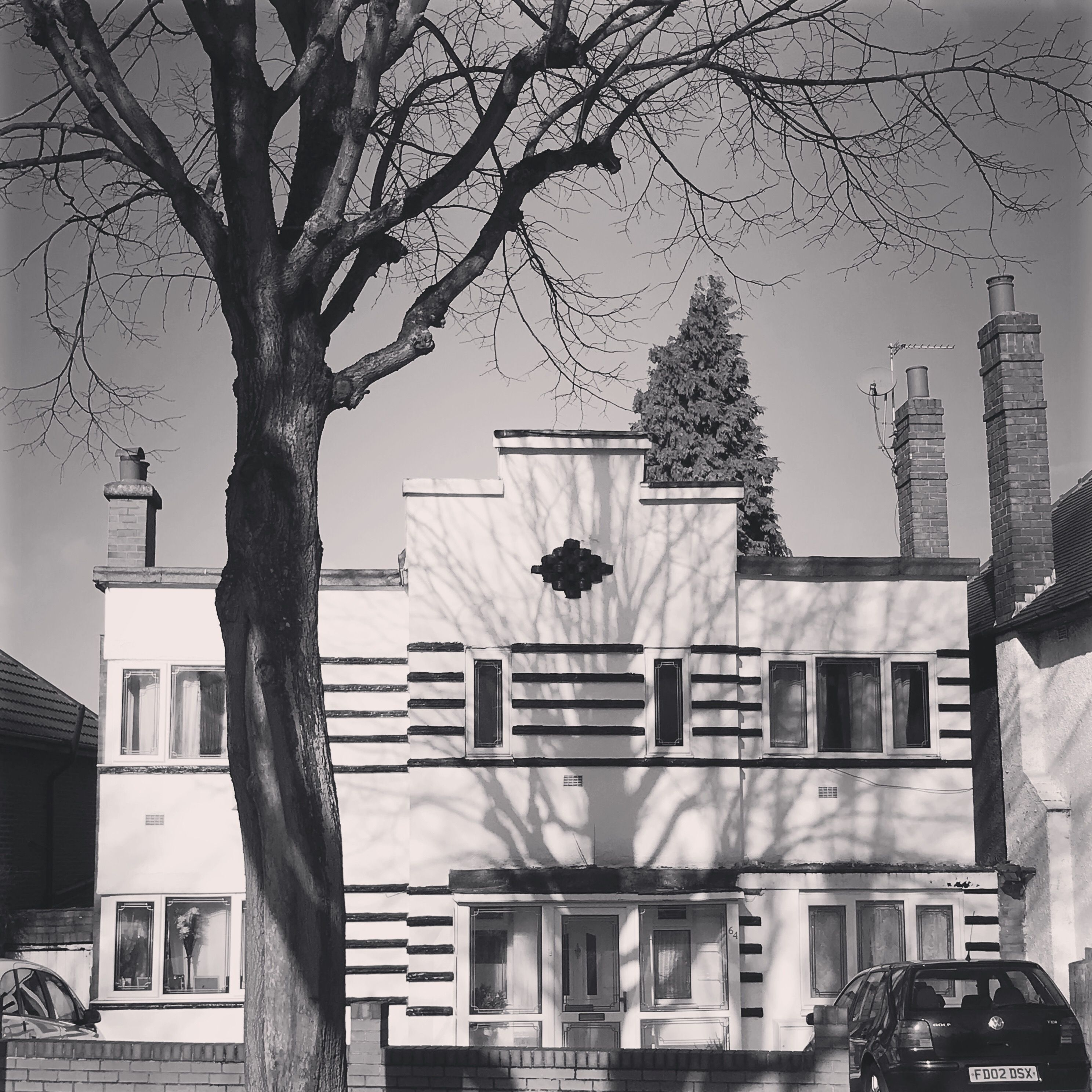 British Apartments: Pin By Robert Evans On British Art Deco & Modernist Houses