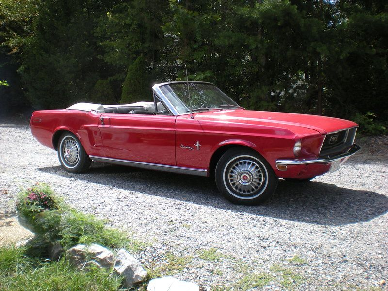 1968 Ford Mustang for sale by Owner - Chesterfield, VA ...