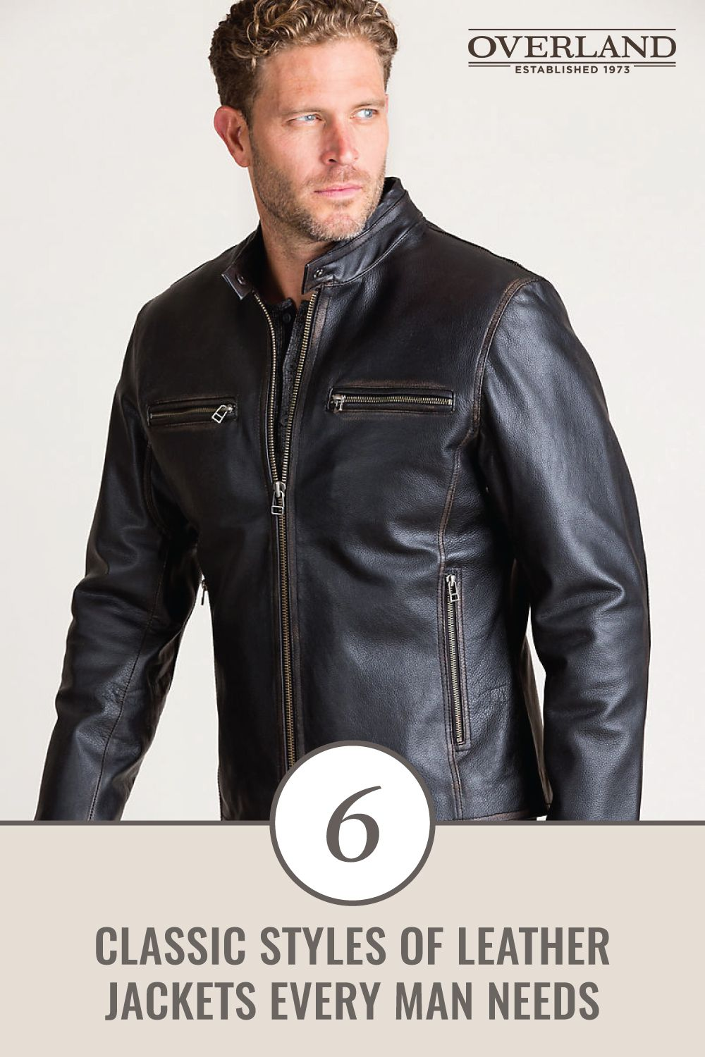 What Men S Leather Jacket To Buy 6 Classic Styles Leather Jacket Leather Jacket Men Leather Jacket Men Style [ 1500 x 1000 Pixel ]