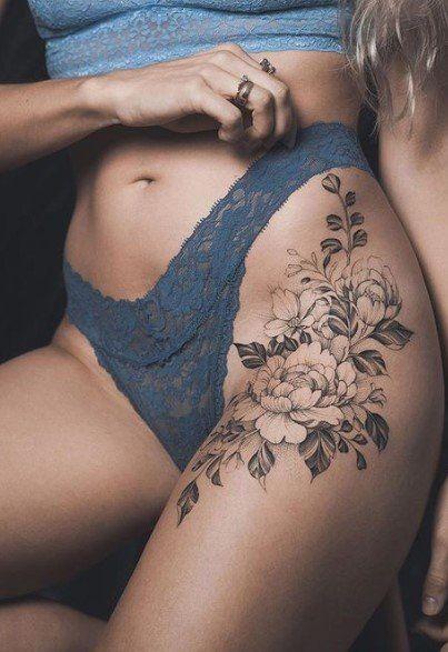 20 Εντυπωσιακά τατουάζ για τον μηρό!