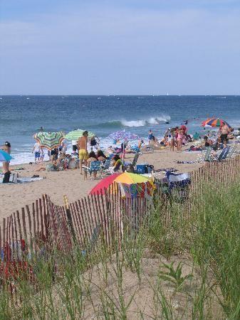 Misquamicut Beach Westerly Rhode Island