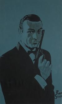 Www Roomservicestore Com Sean Connery Sean Connery Modern Art Fiction