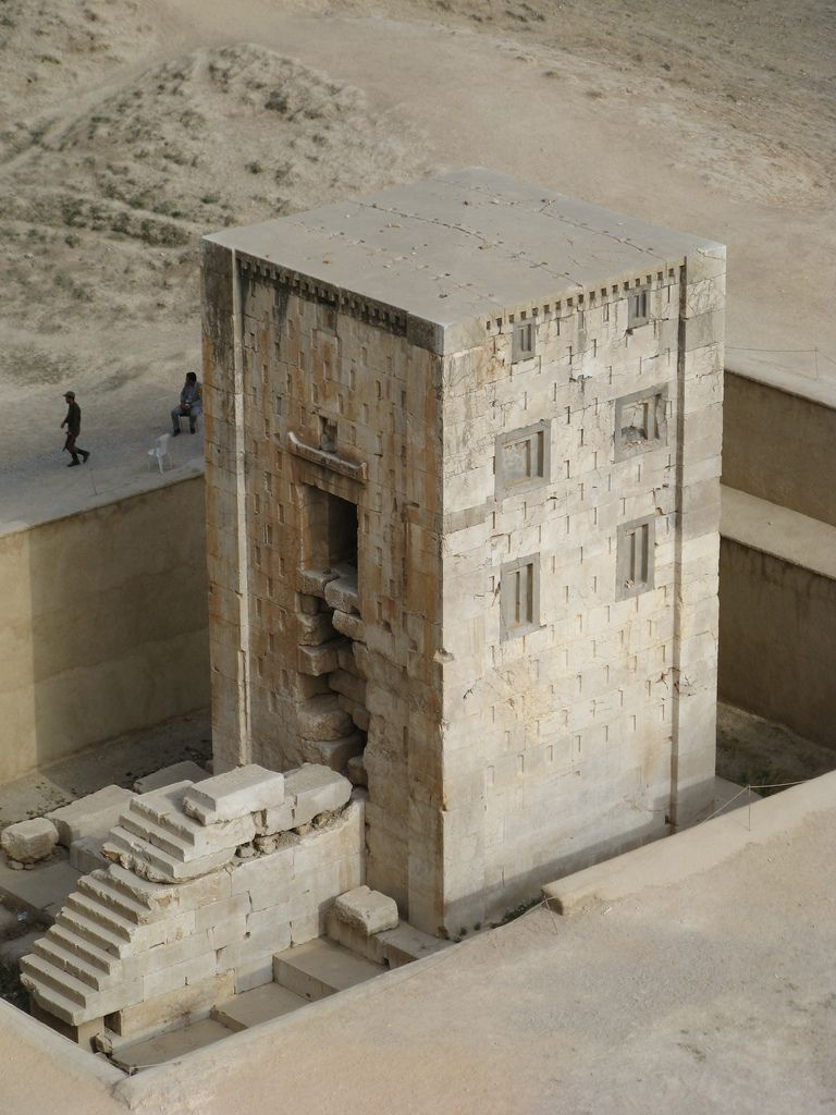 Ancient Pre Islamic Architecture Of IRAN