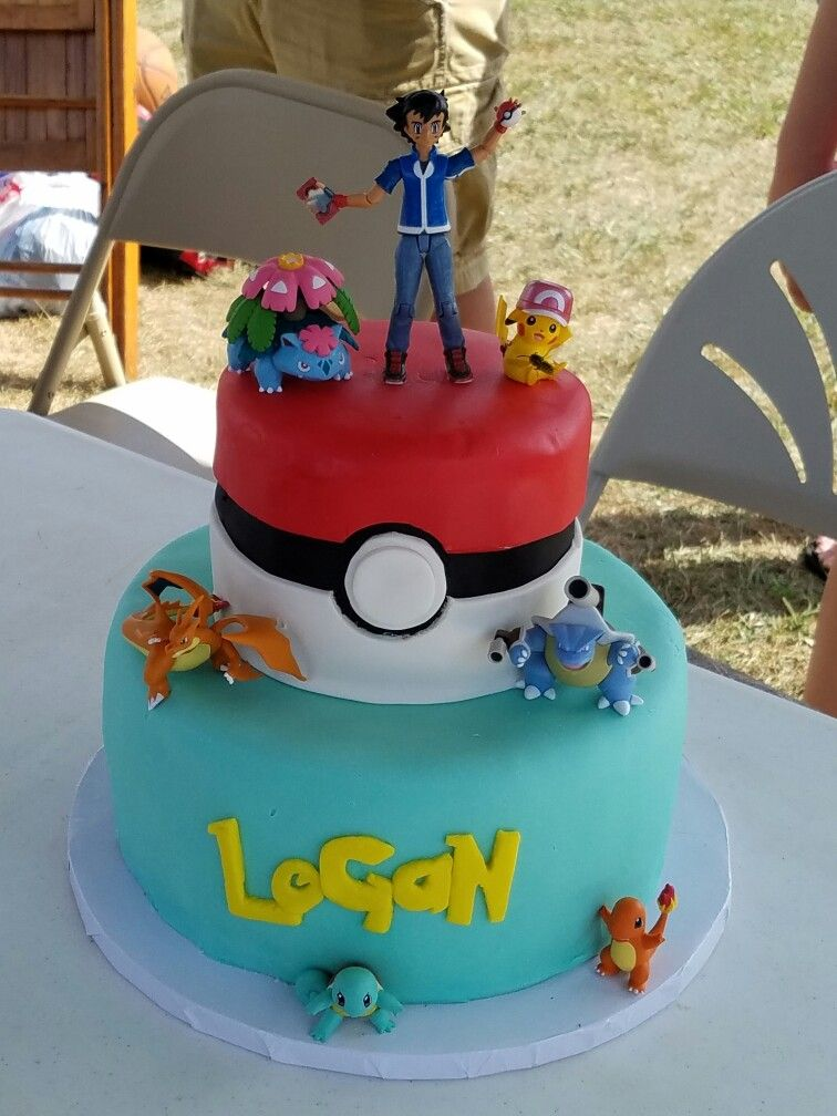 pokemon cake my cakes desserts pinterest pok mon and cake. Black Bedroom Furniture Sets. Home Design Ideas