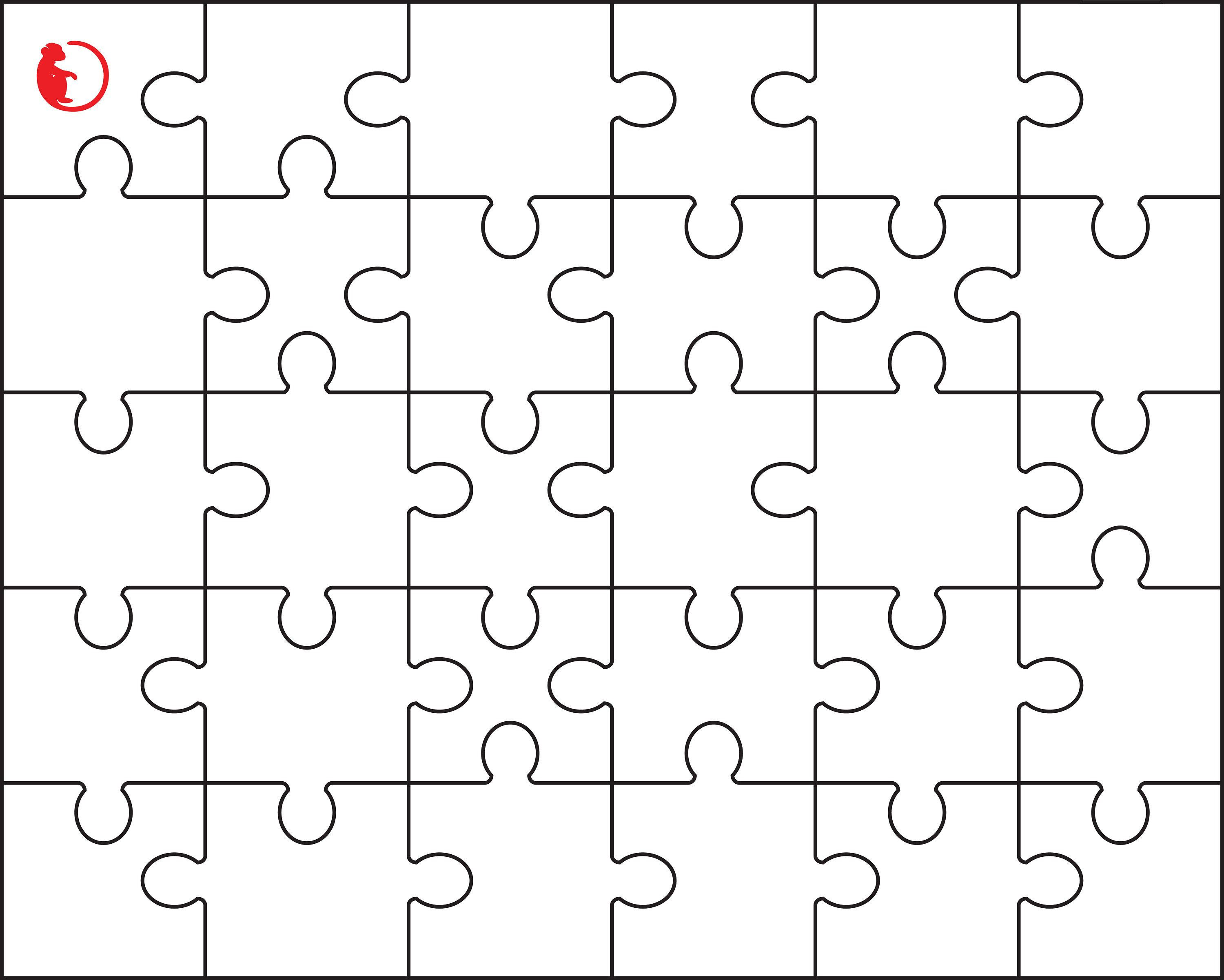 White Puzzle Pack Jigsaw Puzzle Clipart Instant Download Etsy In 2021 Puzzle Piece Template Svg Files For Cricut Clip Art
