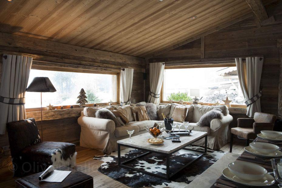 Beautiful decoration interieur chalet ideas design