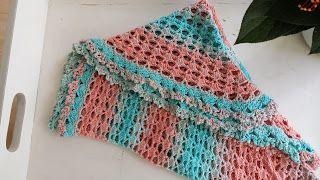 ♥ Haken ♥ : pattern shawl