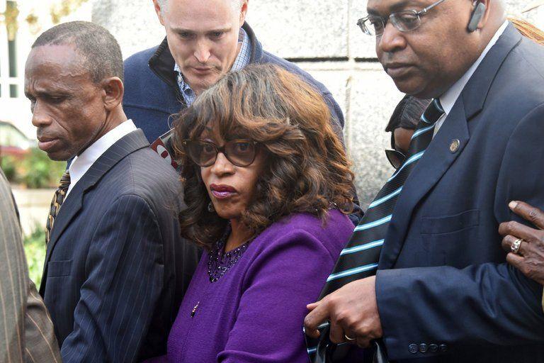 Corrine brown excongresswoman who ran a sham charity