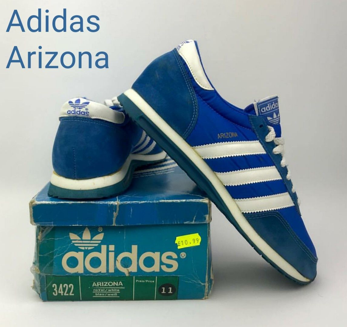 Adidas Munchen sample made in Japan with a Samba sole unit