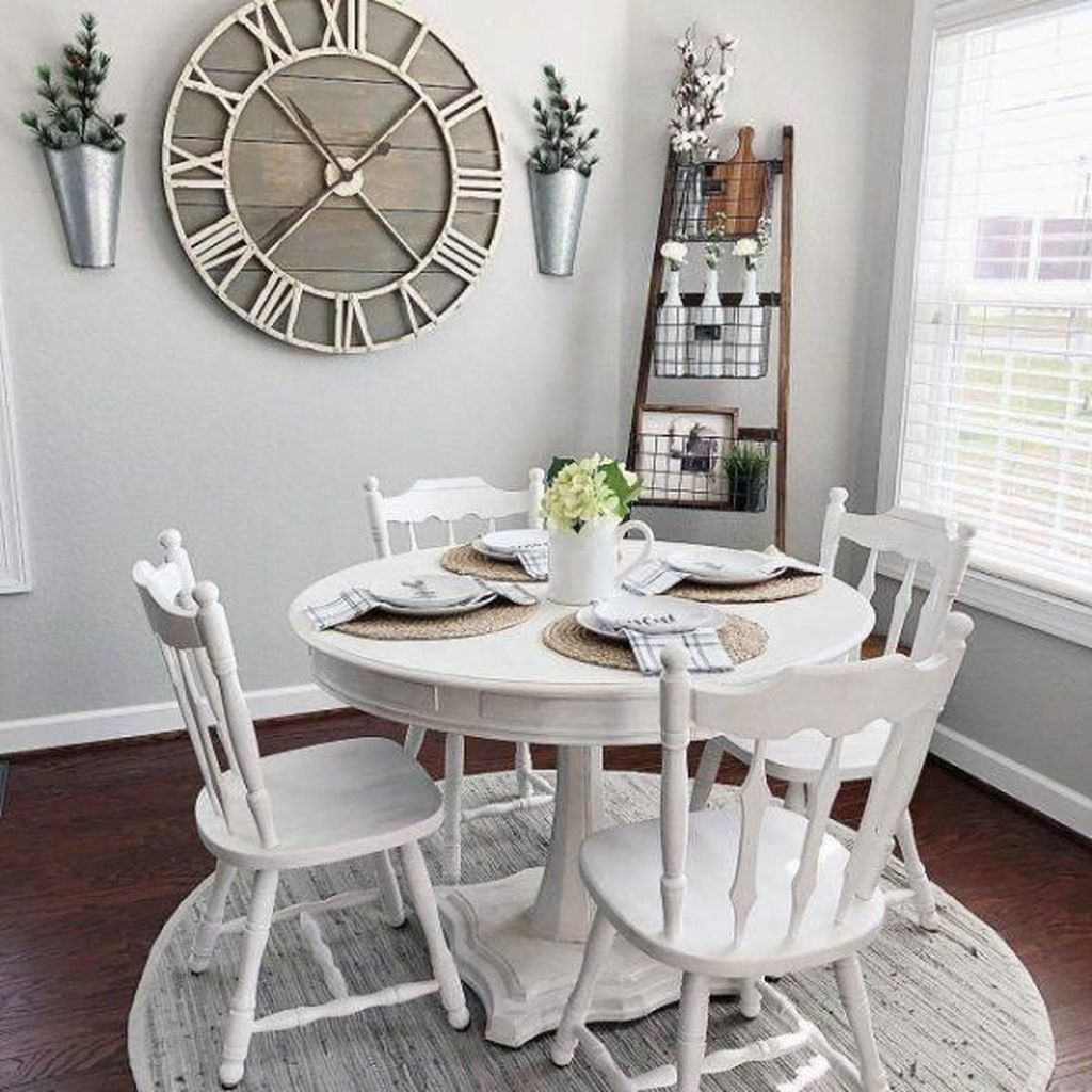 30 Rustic Dining Room Decoration Ideas That Inspire You Dining Room Wall Decor Rustic Dining Room Dinning Room Decor