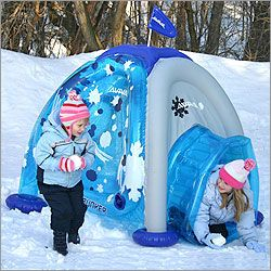 51a599ed2 inflatable snow fort
