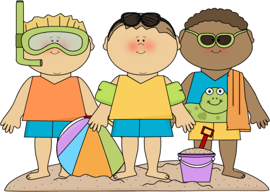 Image result for summer clip art for kids