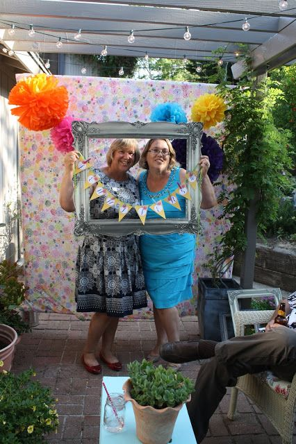 {Client Garden Party} Jennifer's 50th Birthday!