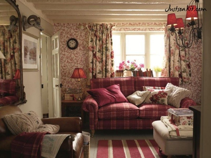 fascinating english style living room design | Pin on tiny english cottages