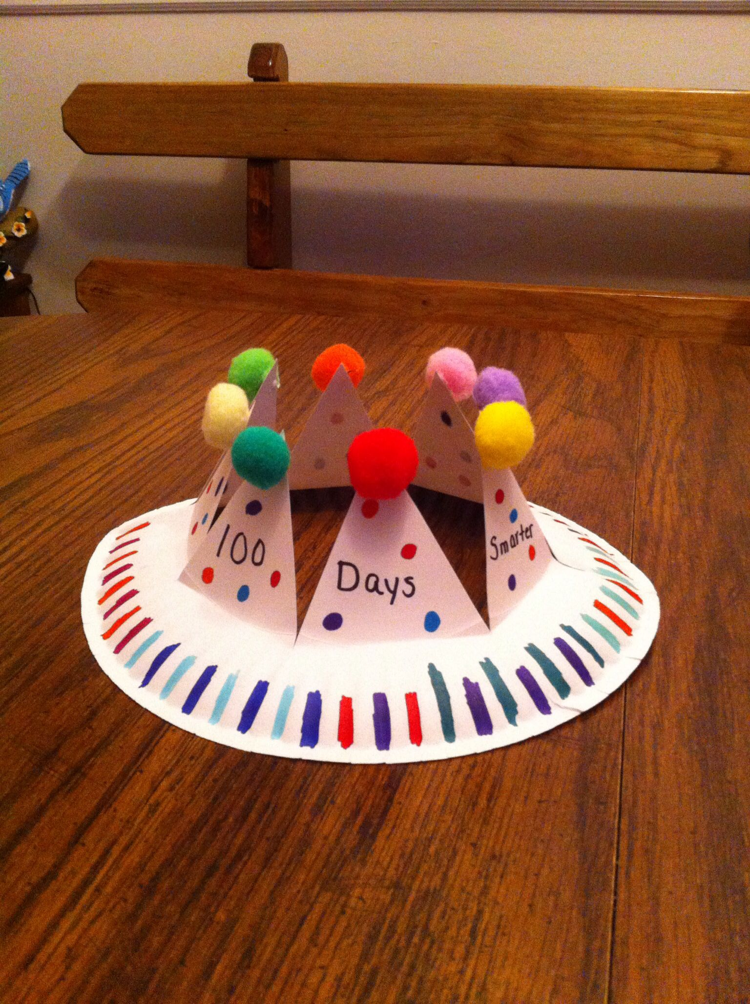 100 days smarter crown my 100th day pinterest for 100th day of school decoration ideas