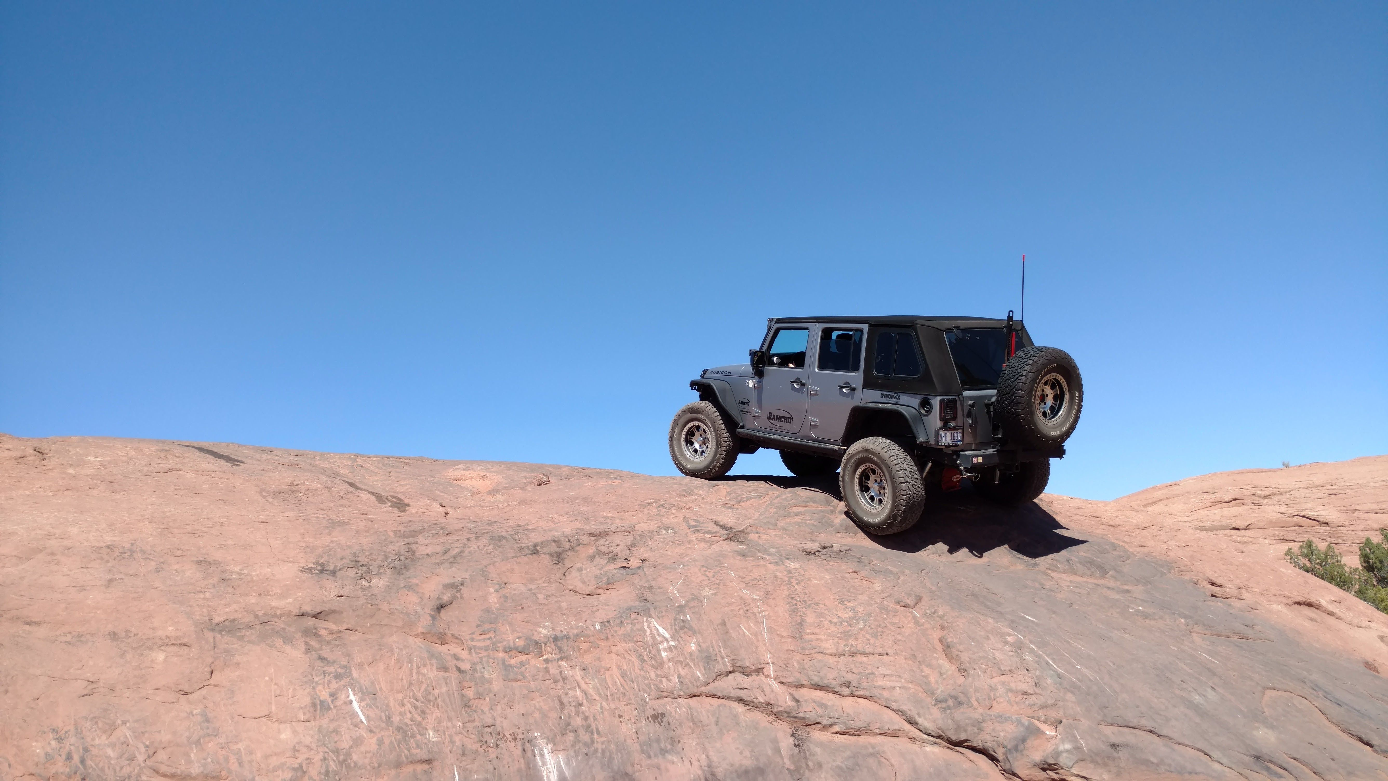 Pin By Rancho Suspension On Outdoors Monster Trucks Moab Trucks