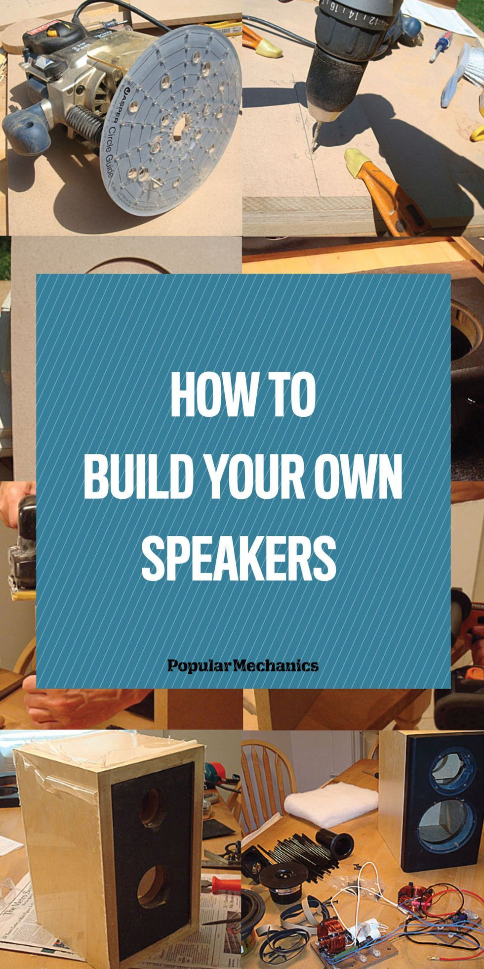 How to build your own speakers the right way in 2020 diy