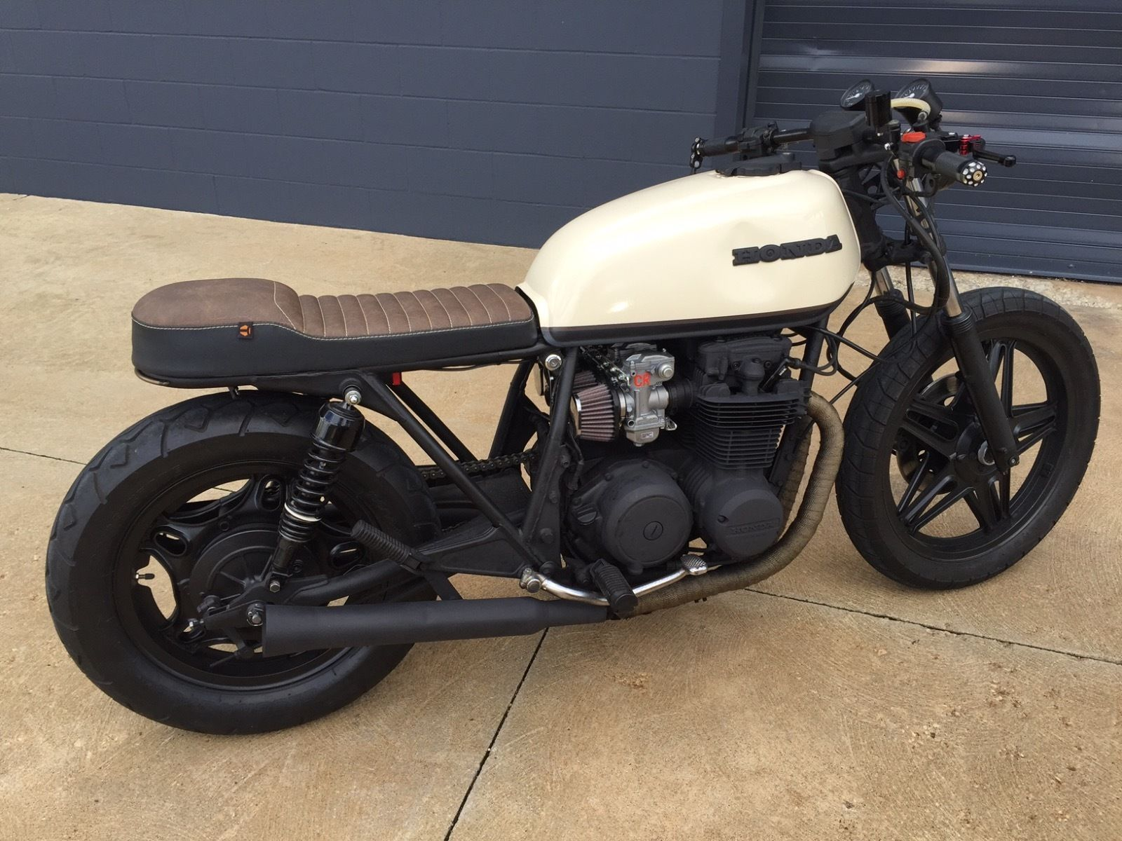 The Curated Moto Marketplace Rocker Co Cafe Racer Bikes Cafe Racer Honda Cafe Racer Motorcycle [ 1200 x 1600 Pixel ]