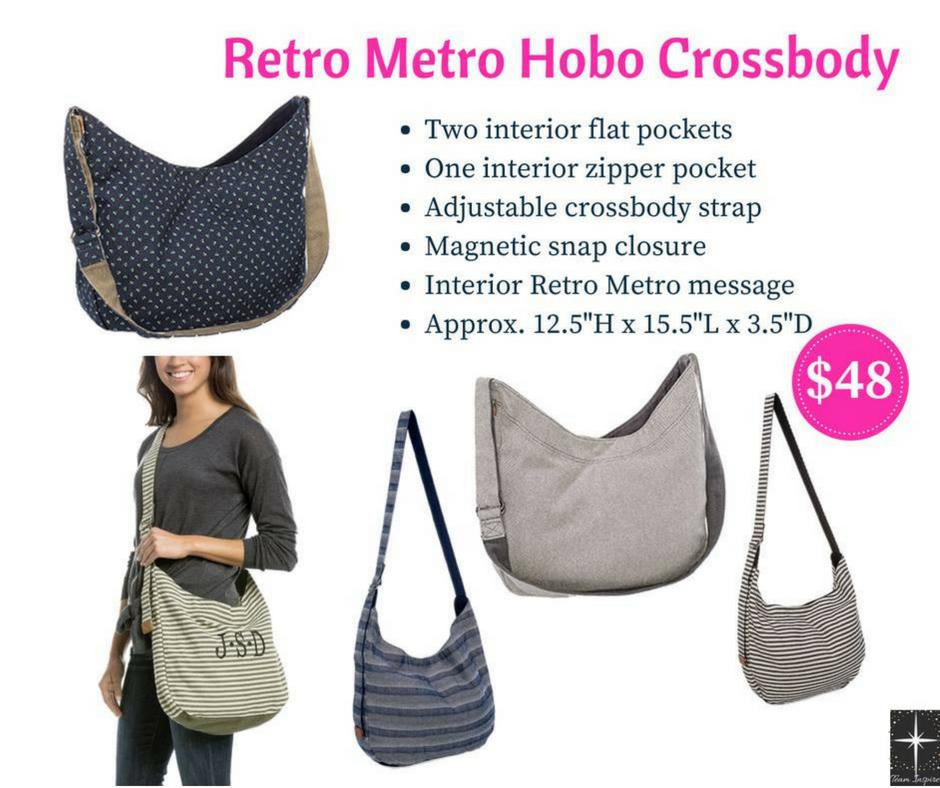 Thirty One Retro Metro Crossbody