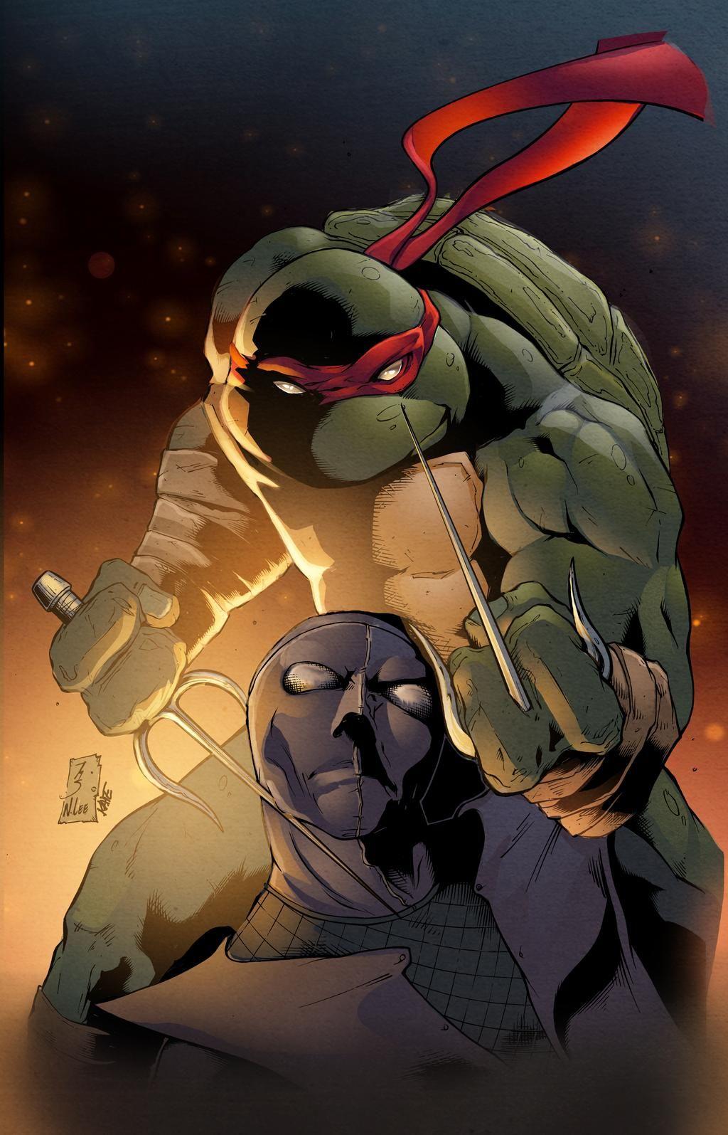 Teenage Mutant Ninja Turtles by GenghisKwan on @DeviantArt