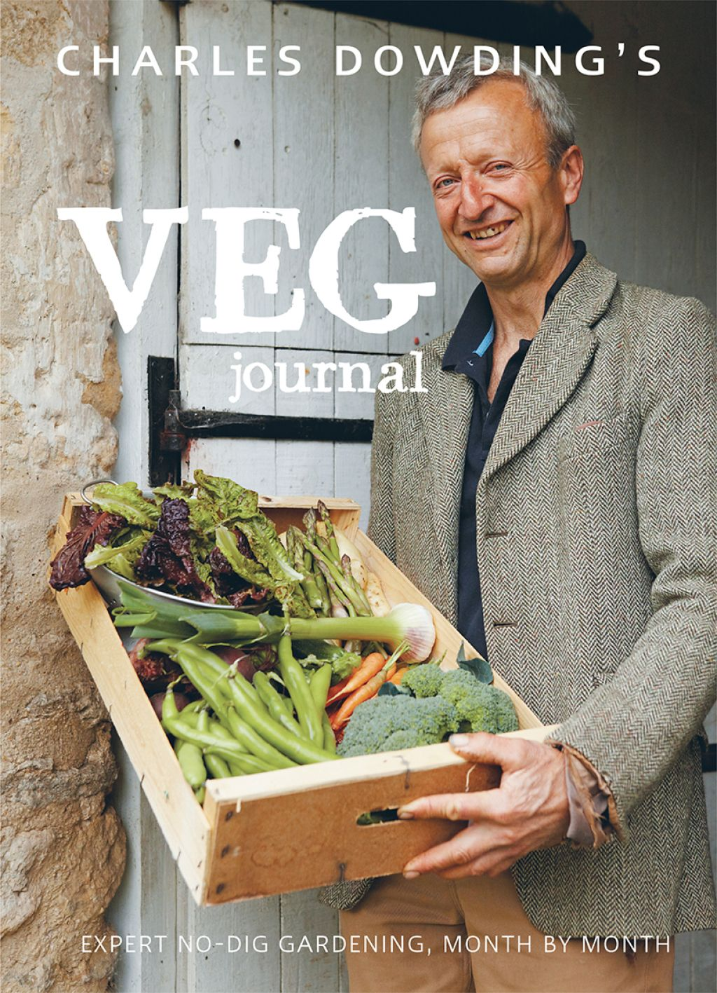 Charles Dowding S Veg Journal Ebook In 2020 400 x 300
