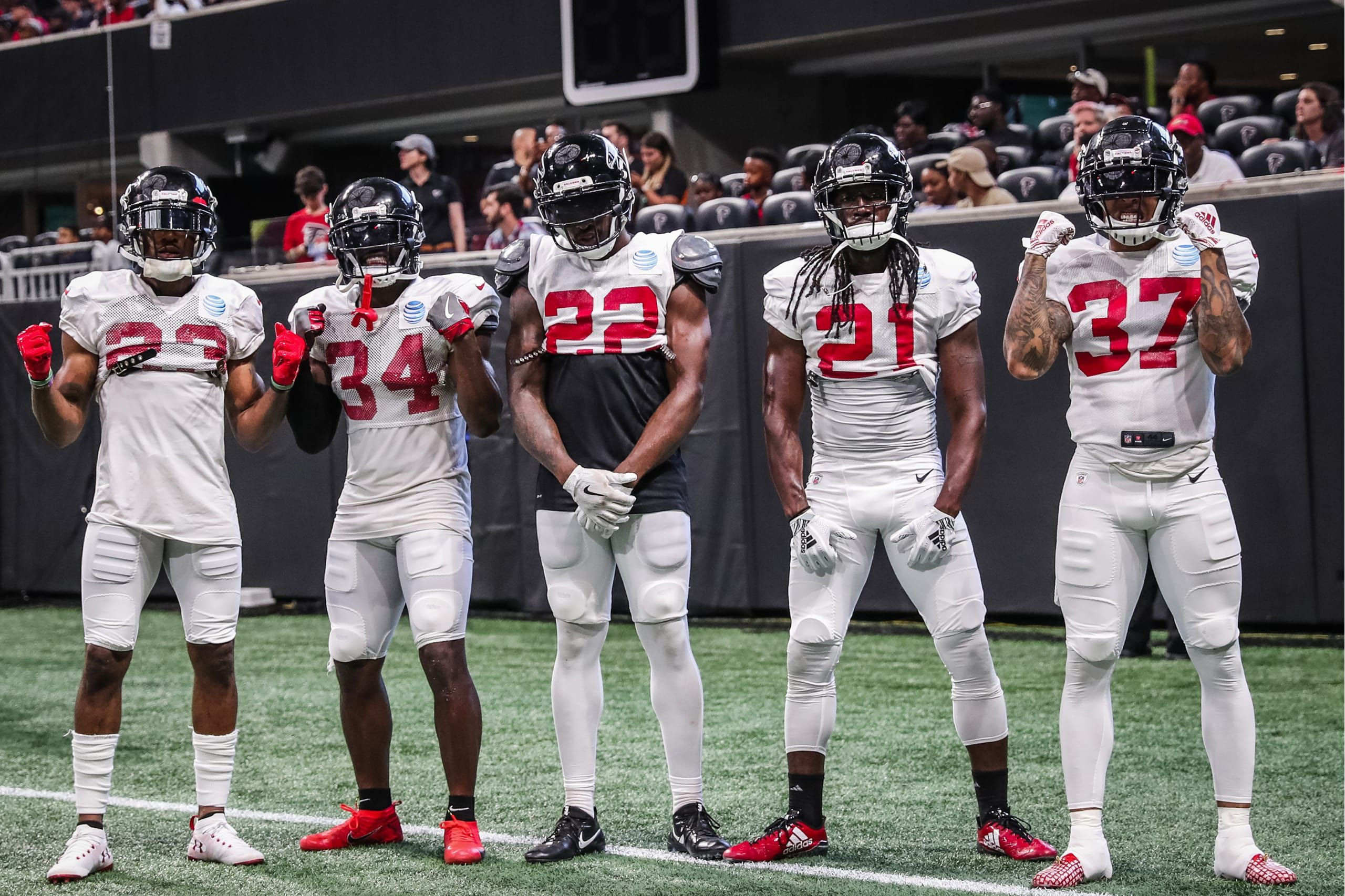 Pin By Steven Garmon On Falcons Training Camp Squad Goals Photo