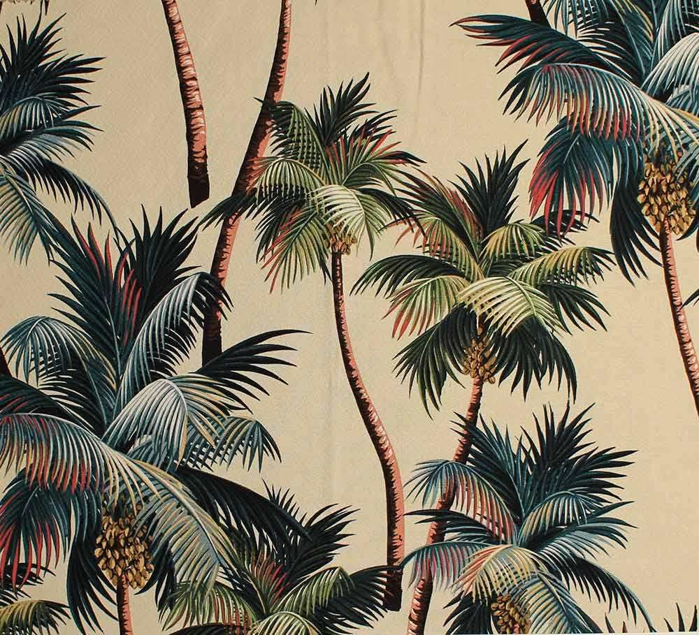 Trend: Tropical Leaf Prints #tropicalpattern