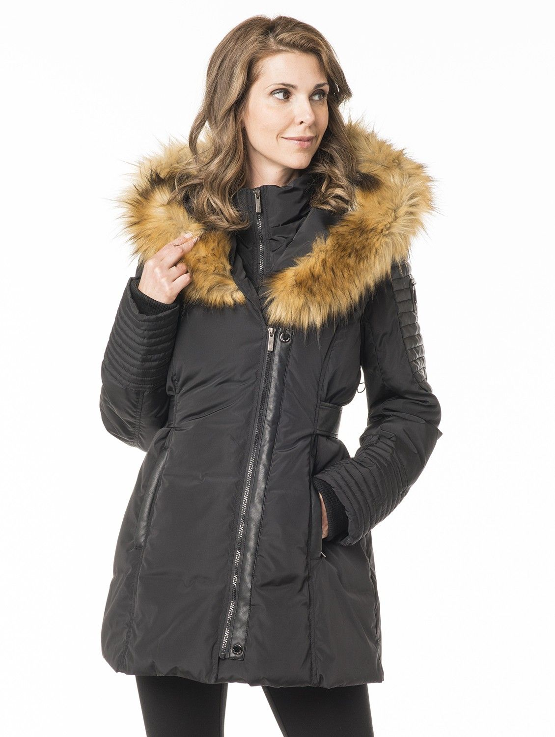 Manteau hiver point zero