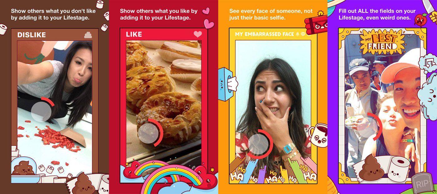 Facebook lana app semelhante ao snapchat mas para estudantes solutioingenieria Images