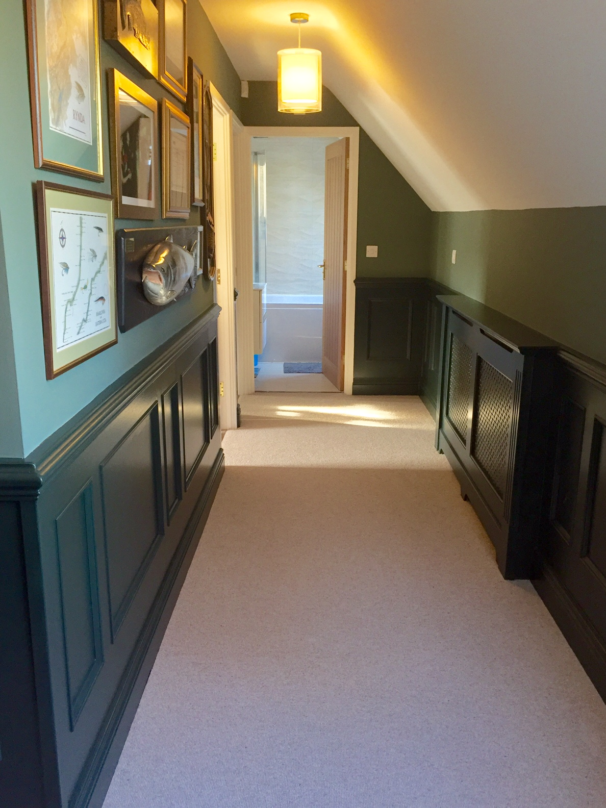 hallway ideas mdf wall panels by wall panelling experts