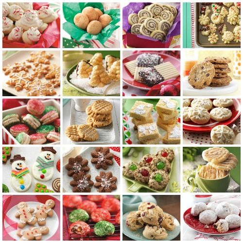 Christmas Cookie Recipes Christmas cookies, Cookie recipes and Recipes