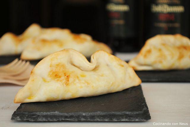 Cocinando con Neus: Empanadillas de pollo al curry