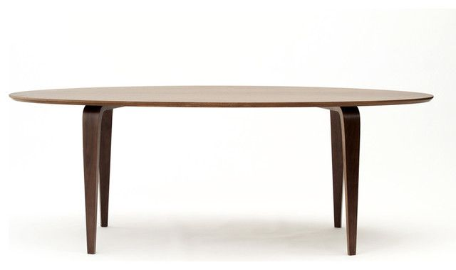 Oval Wood Dining Tablescherner Chair Oval Dining Table Modern