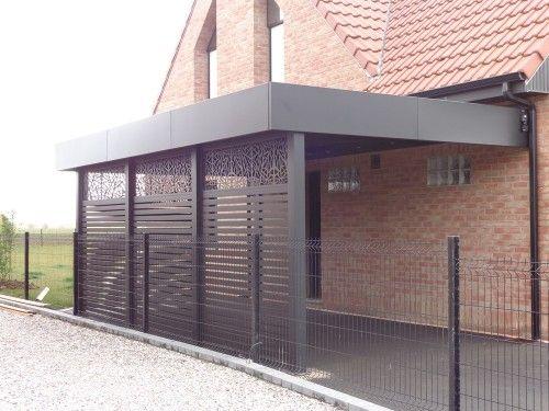 Favori Carport Aluminium Concept, c'est la constuction et l'installation  JV69