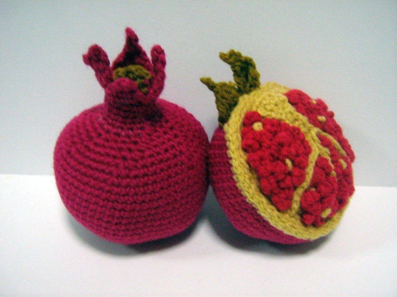 Google image result for httpimg1systatic00005137577 fruit crochet pattern pomegranate crochet pattern pdf crochet food pattern pomegranate fruit whole and cut bankloansurffo Choice Image