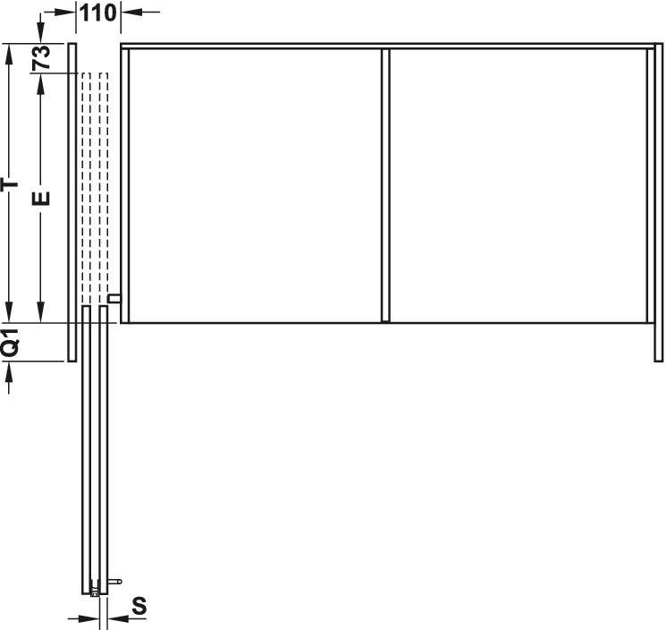 Wooden Pivot Sliding Doors Hawa Folding Concepta 25 Set In The Hafele America Shop In 2020 Sliding Folding Doors Sliding Doors Door Fittings