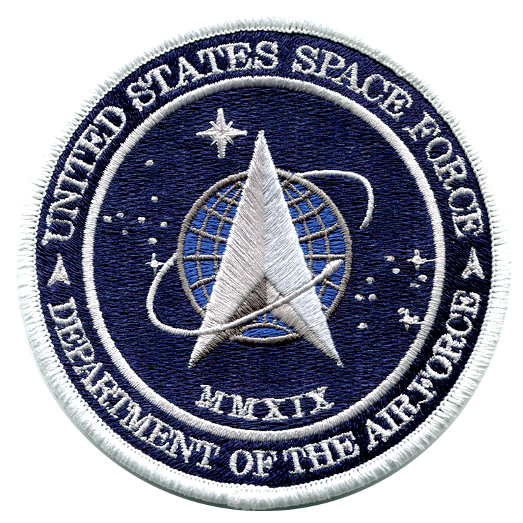 United States Space Force in 2020 Space patch