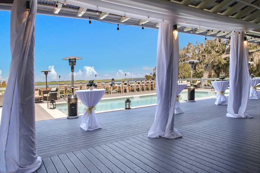 Oyster Bay Yacht Club Wedding Venues In Fernandina Beach Fl