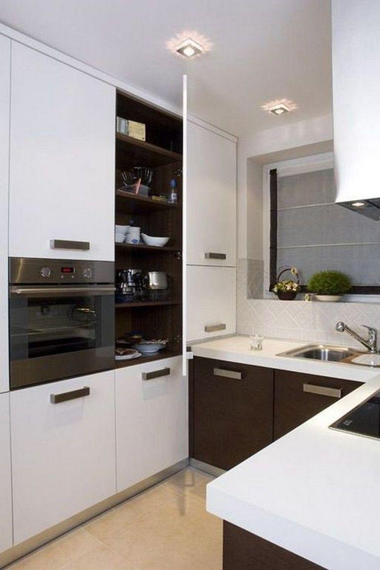 Best 41 Marvelous Modern Small U Shape Kitchen Interior Design 640 x 480