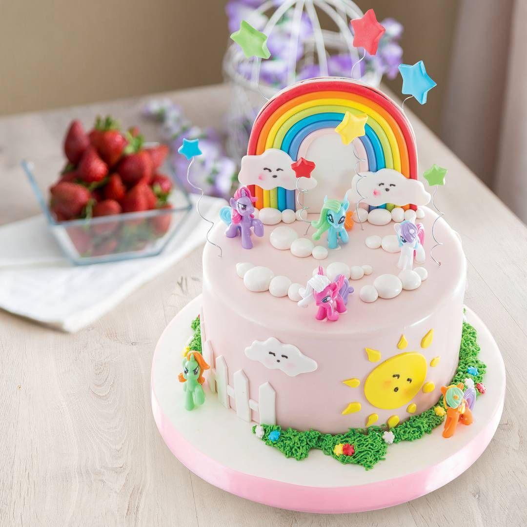 Salah Satu Cara Menghias Kue Ulang Tahun Adalah Dengan